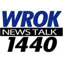1440 WROK logo
