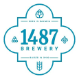 1487 Brewery Logo