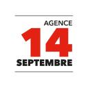 14 Septembre logo icon