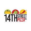 14th Street Pizza logo icon