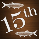 Fisheries Dockside logo icon