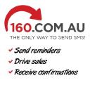 160 logo icon