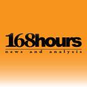 168 logo icon