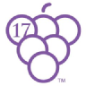 17 Grapes logo