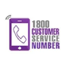 1800 Customer Service Number logo icon