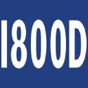 1800 Dentist logo icon