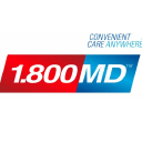 1 800 Md logo icon