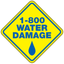800 Water Damage logo icon