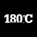 180°C logo icon