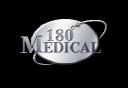 180 Medical logo icon