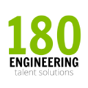 The 180 Engineering Team logo icon