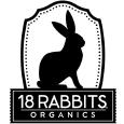 18 RABBITS Logo