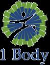 1 Body logo icon