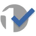 1 Check logo icon