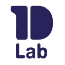 1 D Lab logo icon