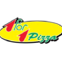 1 for 1 Pizza Considir business directory logo