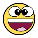 1 Funny logo icon
