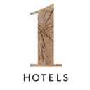 1 Hotels logo icon