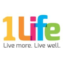 1 Life logo icon