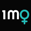 1 Million Women logo icon