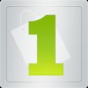 1mobile logo icon