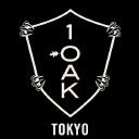 1 Oak Tokyo logo icon