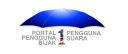 Portal Rasmi 1 Malaysia Pengguna Bijak logo icon