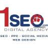 1SEO Digital Agency logo