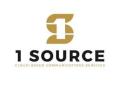 1 Source International logo icon
