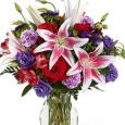 1st in Flowers! Logo