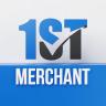 1ST Merchant logo