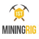 1st Mining Rig logo icon