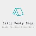 1Stop Festy Shop Logo