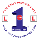 1 Stop Instruction logo icon