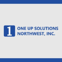 One Up Solutions Northwest logo icon