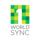 1 World Sync logo icon