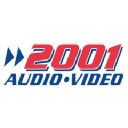 2001 Audio Video logo icon