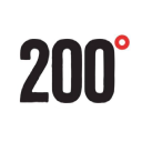 200 Degrees logo icon