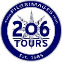 206tours logo icon