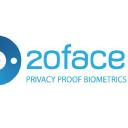 20 Face logo icon