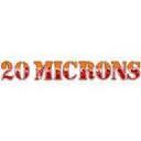 20 Microns logo icon