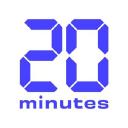 20 Minutes logo icon