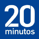 20minutos logo icon