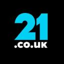 21 logo icon