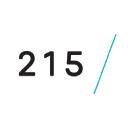 215 Marketing logo icon