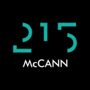 215 Mc Cann logo icon