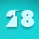 قناة 218 logo icon