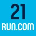 21 Run logo icon