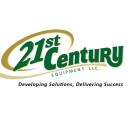 21St. Century Equipment logo