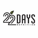 22 Days Nutrition logo icon